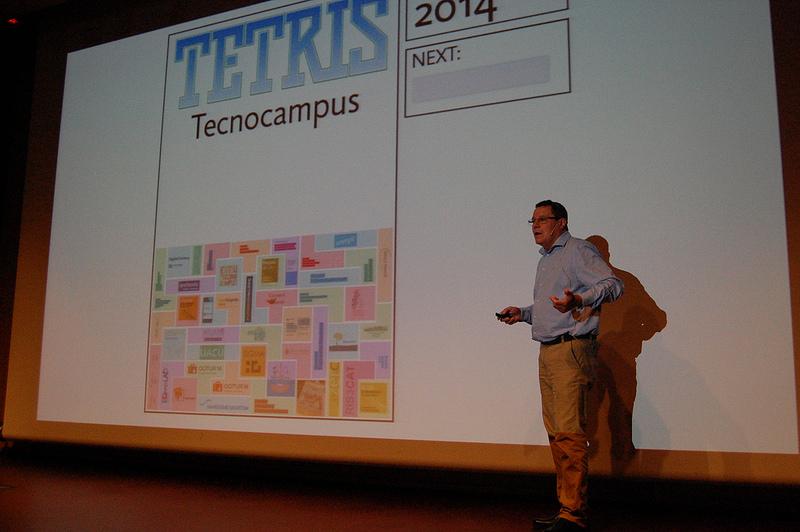 Jaume Teodoro - Convenció Tecnocampus 2014